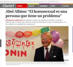 Embajada de Chile galardona a médico contrario al preservativo y el aborto