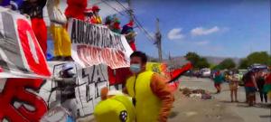 Antofagasta, Navidad en Lucha [video]