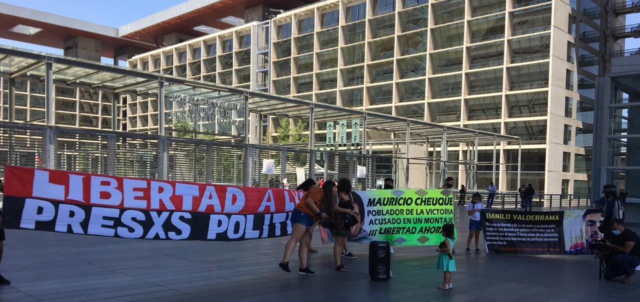 Familiares y Organizaciones exigen Libertad sin condiciones de los Presxs Políticxs
