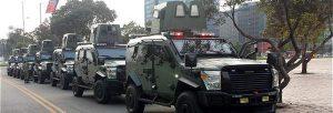 Nuevos zorrillos o lanzagases de Carabineros comenzarían a operar en las protestas desde este mes