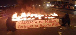 desde Coronel, exigimos libertad a lxs presxs políticos de la revuelta