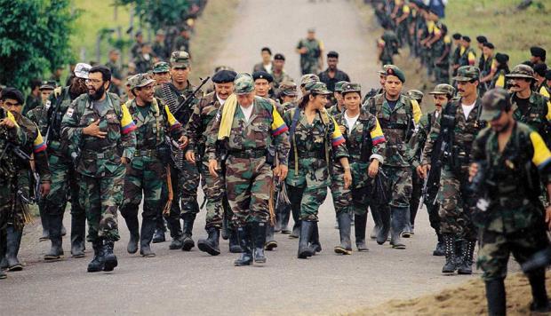 [VIDEO] Día Internacional del Derecho de los Pueblos a la Rebelión (Habla el Comandante IVAN MARQUEZ 2da Marquetalia)
