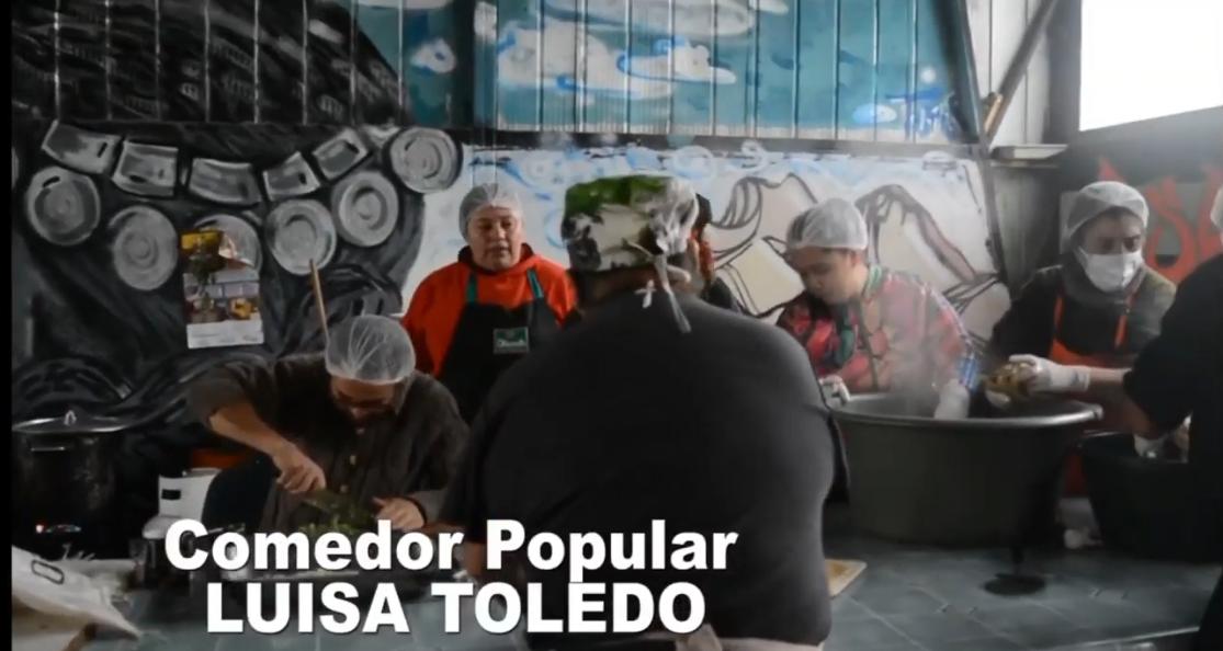 [VIDEO] Homanaje a la mujer combatiente, clasista y anticapitalista