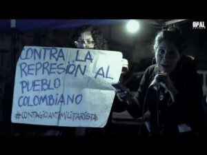 Antofagasta 5 de Mayo 2021, Peña La Bonilla Resiste